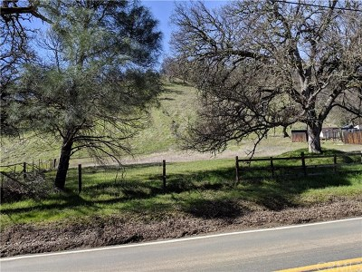 Clearlake Oaks Residential Lots & Land For Sale: 585 New Long Valley Rd