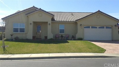Lakeport CA Single Family Home For Sale: $509,000