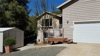 Kelseyville Single Family Home For Sale: 3532 Morningside Circle