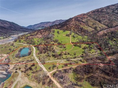 Upper Lake Residential Lots & Land For Sale: 12596 White Rock Canyon Road