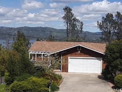 Kelseyville Single Family Home For Sale: 3552 Fircrest Court