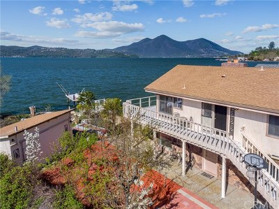 Clearlake Single Family Home Active Under Contract: 13319 Lakeshore Drive