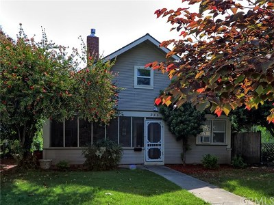 Willows Single Family Home For Sale: 246 S Plumas Street