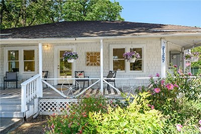 Middletown Single Family Home For Sale: 21257 Calistoga Street