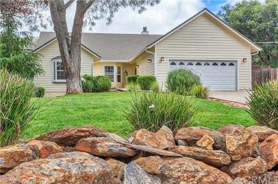Hidden Valley Lake Single Family Home For Sale: 16564 Greenridge Road