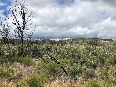 Hidden Valley Lake Residential Lots & Land For Sale: 21306 Yankee Valley Road