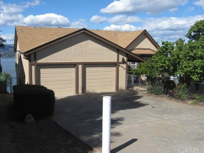 Kelseyville Single Family Home For Sale: 9466 Fairway Drive