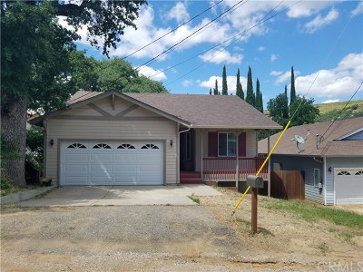 Clearlake Single Family Home For Sale: 15962 44th Avenue
