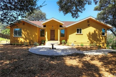 Kelseyville Single Family Home For Sale: 2345 Westlake Drive