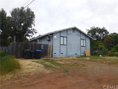 Clearlake Single Family Home For Sale: 15942 39th Avenue