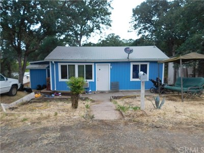 Clearlake Single Family Home For Sale: 16228 35th Avenue