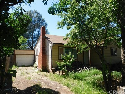 Clearlake Single Family Home For Sale: 4255 Wilder Avenue