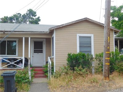Clearlake Single Family Home For Sale: 14470 Palmer Avenue