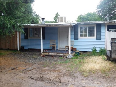 Clearlake Single Family Home For Sale: 3425 Green Avenue