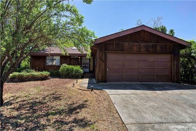 Clearlake Oaks Single Family Home For Sale: 568 Spinnaker Court