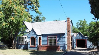 Lakeport Single Family Home Active Under Contract: 380 9th Street