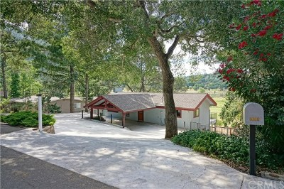 Kelseyville Single Family Home For Sale: 3000 Buckingham Drive