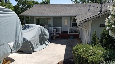 Kelseyville Single Family Home For Sale: 9408 Tenaya Court