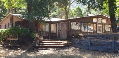 Kelseyville Single Family Home For Sale: 3590 Oak Drive