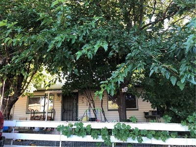 Clearlake Single Family Home For Sale: 3875 Mullen Avenue
