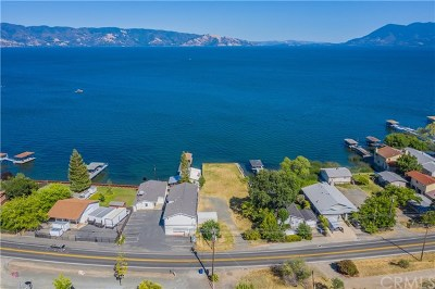 Lakeport Commercial For Sale: 3740 Lakeshore Boulevard