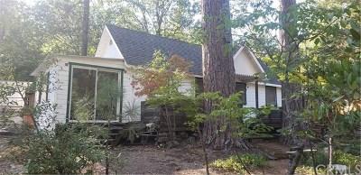 Lake County Single Family Home For Sale: 10575 Manzanita Lane