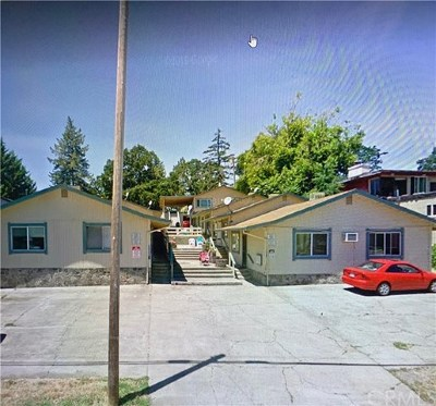 Lakeport Commercial For Sale: 2681 Lakeshore Boulevard