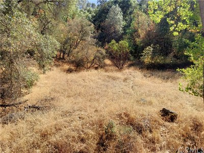 Clearlake Oaks Residential Lots & Land For Sale: 12215 Mountain View Drive