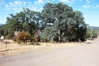 Clearlake Residential Lots & Land For Sale: 16355 19th Avenue