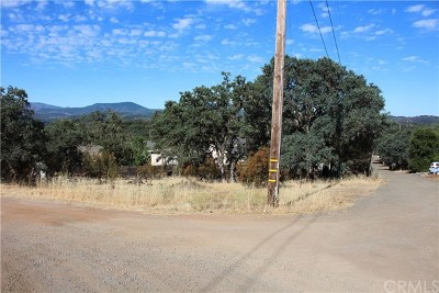 Clearlake Residential Lots & Land For Sale: 16365 19th Avenue