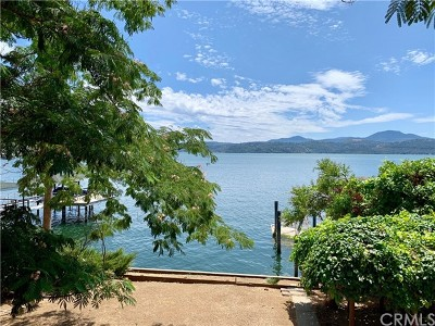 Clearlake Single Family Home For Sale: 10195 Lakeshore Drive