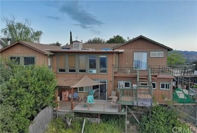 Clearlake Oaks Single Family Home For Sale: 12411 Cerrito Drive