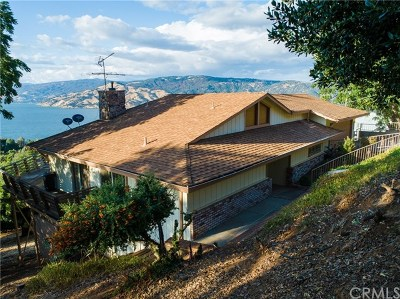 Kelseyville Single Family Home For Sale: 2917 Marina View Drive