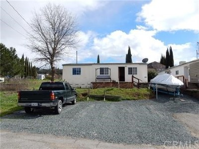 Nice Manufactured Home For Sale: 6938 Butte Street