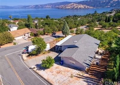 Kelseyville Single Family Home For Sale: 3279 Skyline Drive