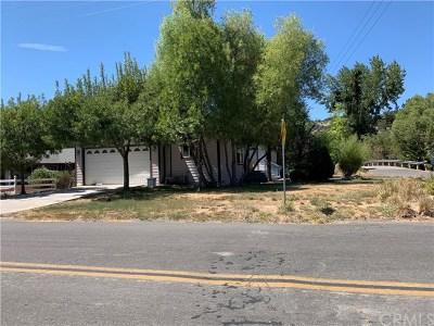 Clearlake Oaks Single Family Home For Sale: 545 Keys Boulevard