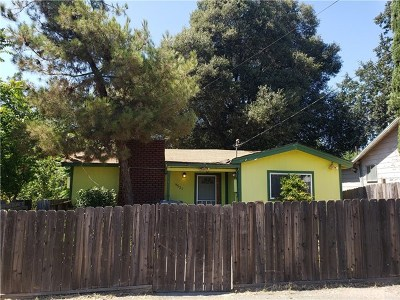 Clearlake Single Family Home For Sale: 4531 Frye Avenue