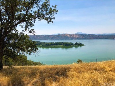 Clearlake Oaks Residential Lots & Land For Sale: 12306 Lakeview Drive