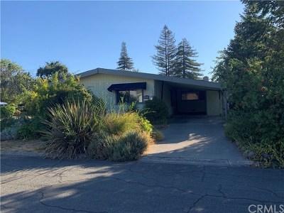 Clearlake Oaks Single Family Home For Sale: 12745 Island Circle