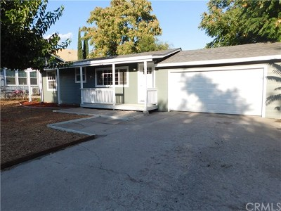 Clearlake Single Family Home For Sale: 3602 Toyon Street