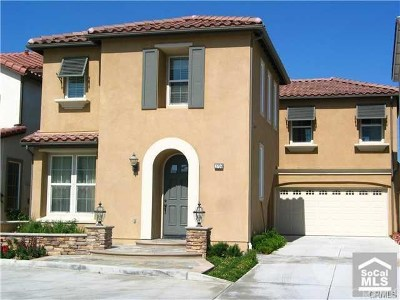 Yorba Linda CA Single Family Home For Sale: $749,000