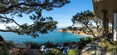 Laguna Beach Single Family Home For Sale: 192 Emerald Bay