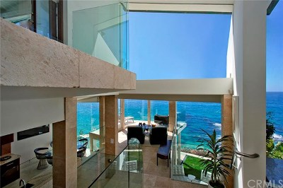 Laguna Beach Single Family Home For Sale: 31881 Circle Drive