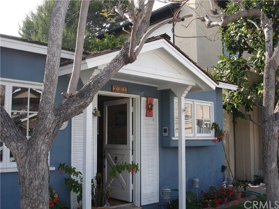 Single Family Home For Sale: 221 Abalone Avenue