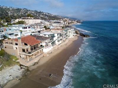 Laguna Beach Single Family Home For Sale: 1205 Ocean Front