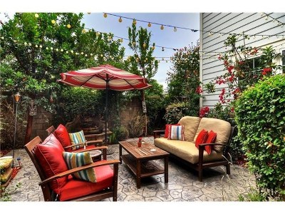 Tustin Single Family Home Active Under Contract: 3310 Laviana Street