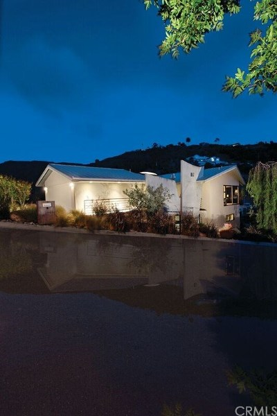 Laguna Beach Single Family Home For Sale: 919 Oriole Drive