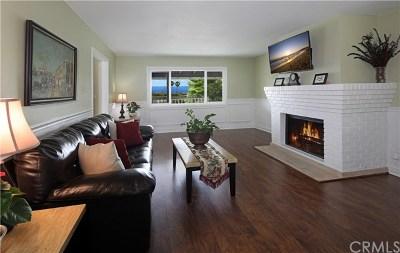Dana Point Single Family Home For Sale: 34345 Camino El Molino