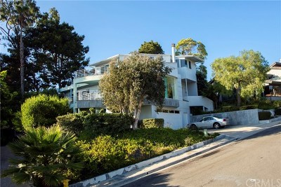 Laguna Beach Single Family Home For Sale: 2210 Hillview Drive