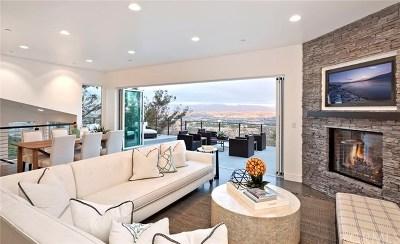 Laguna Beach Single Family Home For Sale: 28732 Top Of The World Drive